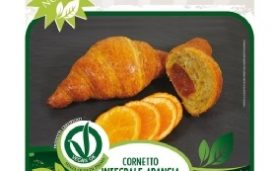 Croissant integrale all'arancia VEGAN